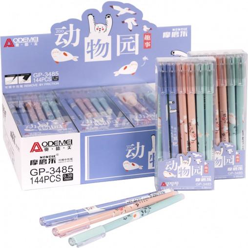 """Ручка """"пишет-стирает"""" 3485D синяя"""
