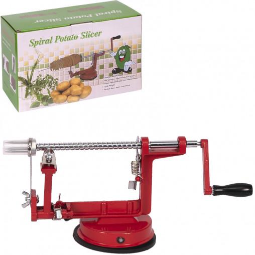 Прибор для нарезки картофеля спиралью Spiral Potato Sliser 17-1