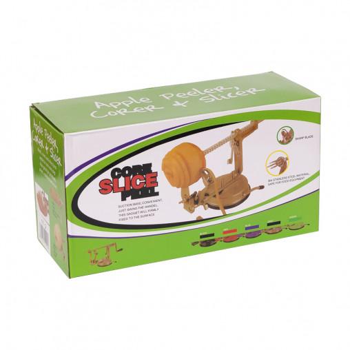 Прибор для чистки и нарезки яблок Core Slice Peel 17-2