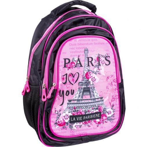 """Рюкзак California M """"Париж, я люблю тебя""""  42*29*13см 980675"""