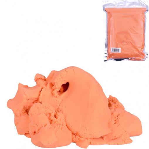 Кинетический песок 2-04 оранжевый 500г