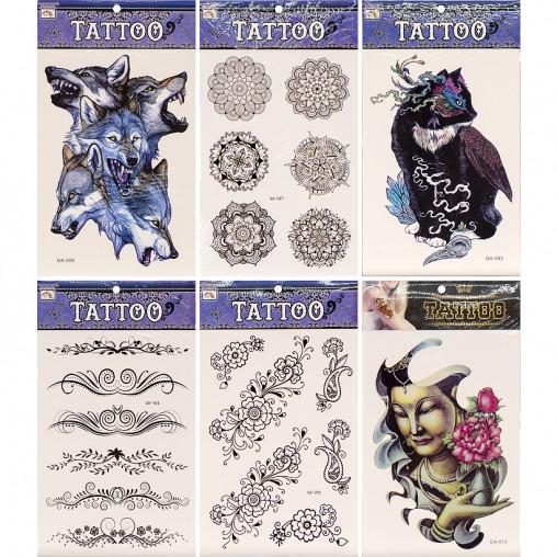 """Татуировки """"Тattoo"""" GA"""