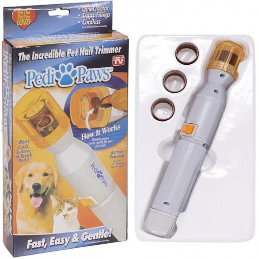 Прибор для стачивания когтей у котов и собак Pedi Paws 28613-41