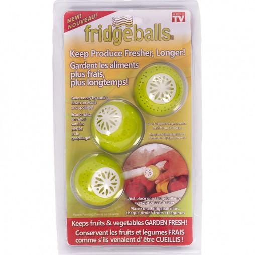 Поглотитель запахов для холодитльника FRIDGE BALLS 28613-22
