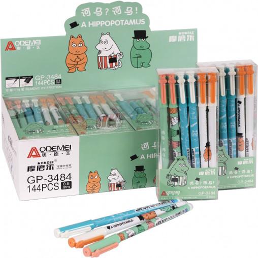 """Ручка """"пишет-стирает"""" 3484D синяя"""