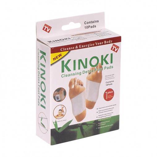 Пластырь для выведения токсинов KINOKI 9073