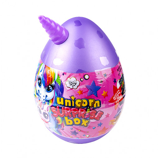 """Креативное творчество """"Unicorn Surprise Box"""" укр USB-01-01U ДТ-ОО-09273"""