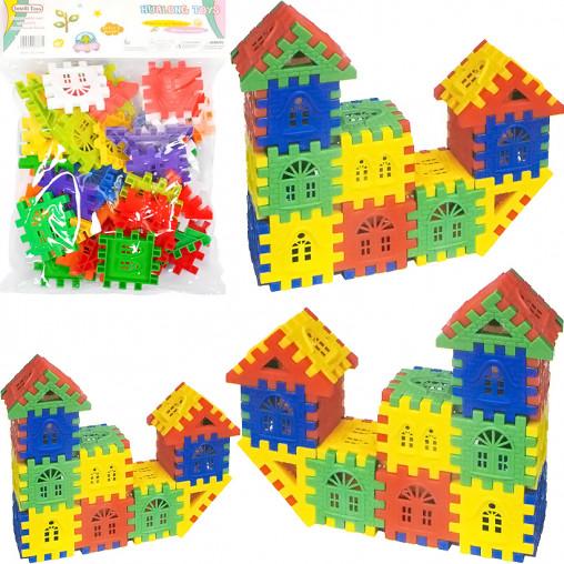 "Конструктор Puzzle blocks ""Домик"" HL6328"