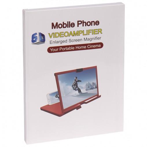 Увеличитель экрана для телефона и планшета MOBILE PHONE VIDEO AMPLIFIER 520
