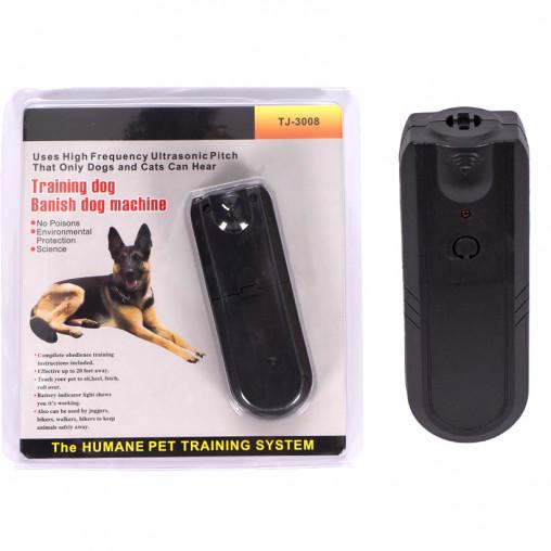 Ультразвуковой отпугиватель собак Banish Dog Machine КЕКО TJ-3008/28613-47