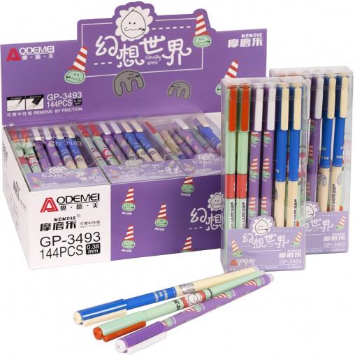 """Ручка """"пишет-стирает"""" 3493D синяя"""