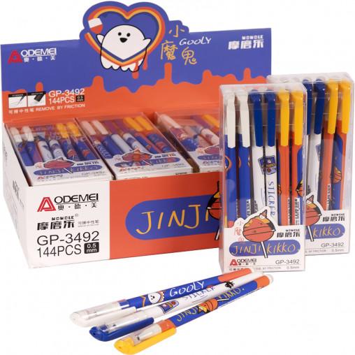 """Ручка """"пишет-стирает"""" 3492D синяя"""