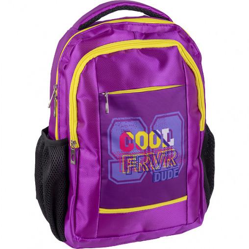 """Рюкзак California S """"Cool"""" фиолетовый 38*27*10см 980335"""