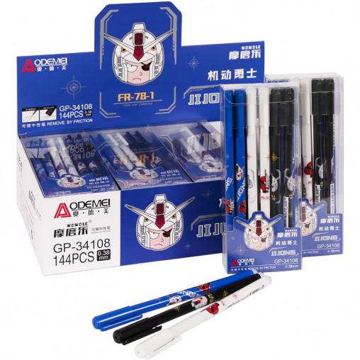 """Ручка """"пишет-стирает"""" 34108D синяя"""