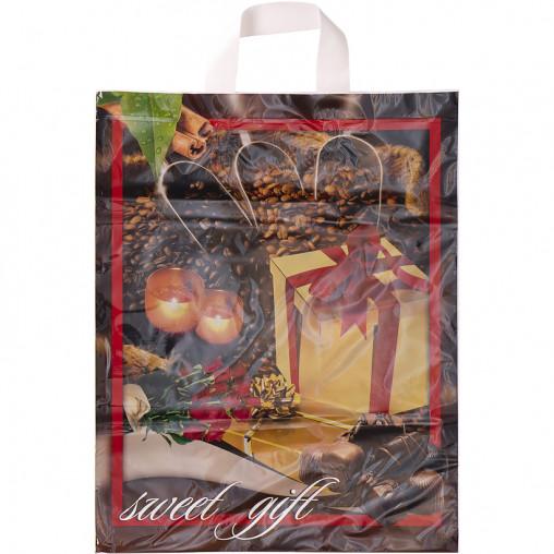 """Пакет ламінований петля """"Sweet gift"""""""