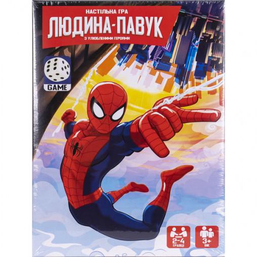 """Игра малая """"Человек-паук"""" укр SPG09-U"""