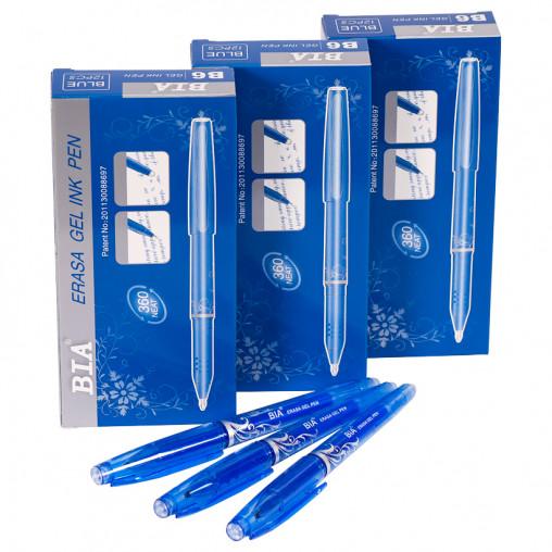 """Ручка В6 """"пишет-стирает"""" синяя"""