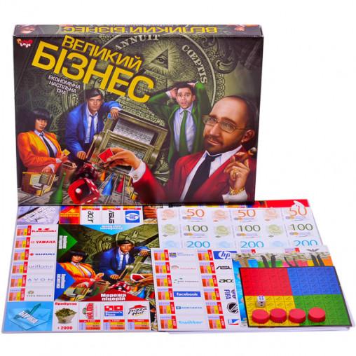 """Игра большая """"Большой бизнес"""" DTG1 ДТ-БИ-07-01"""