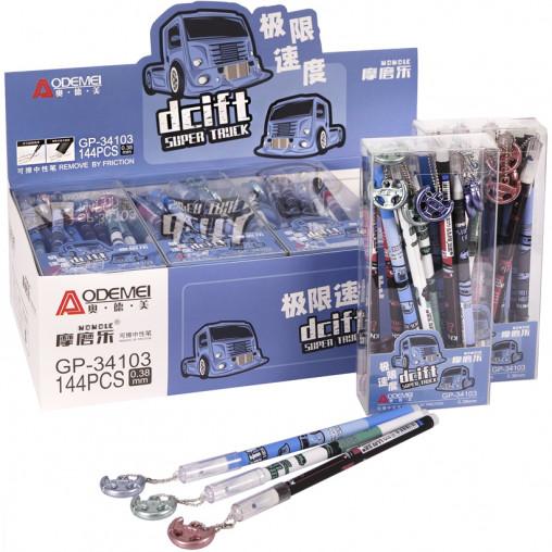 """Ручка """"пишет-стирает"""" 34103D синяя"""