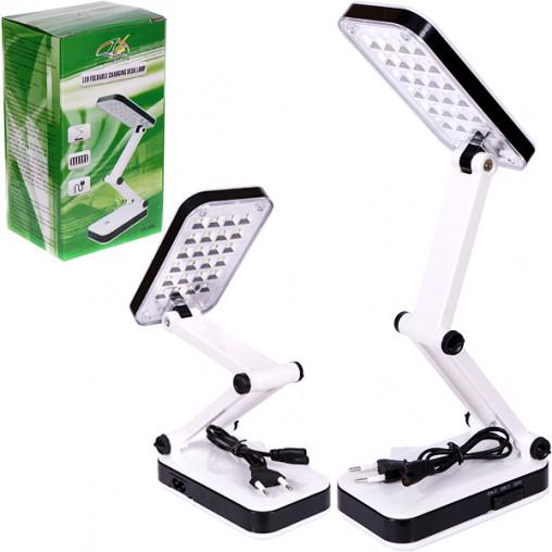Настольная лампа LED складная X1-202/666