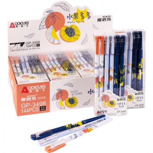 """Ручка """"пишет-стирает"""" 3498D синяя"""