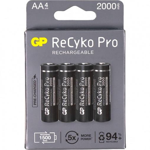 Аккумулятор GPNіMH 1,2V 210AAHCBE-2GBE4 ReCyko+Pro Professional 186851
