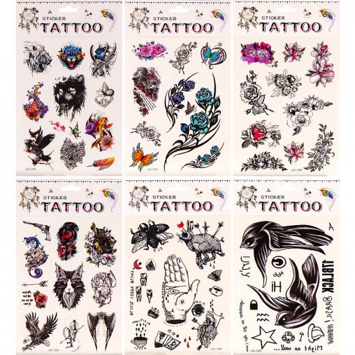 """Татуировки """"Тattoo"""" LG-A"""