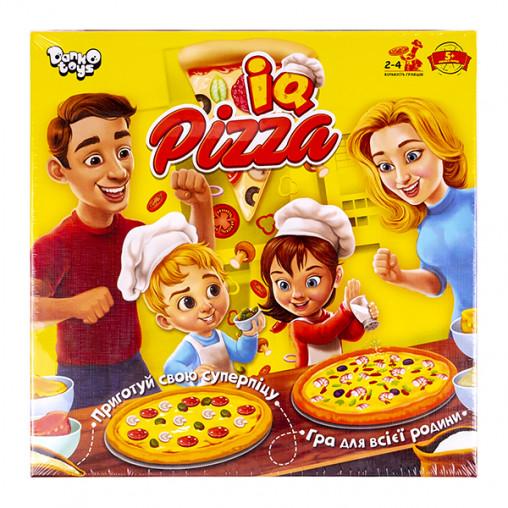 """Настольная развлекательная игра """"IQ Pizza"""" УКР G-IP-01U ДТ-БИ-07-59"""