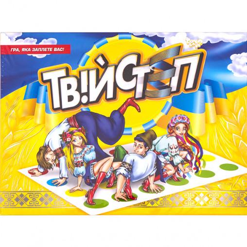 "Игра напольная ""Твійстеп"" DTG14 ДТ-БИ-07-15"