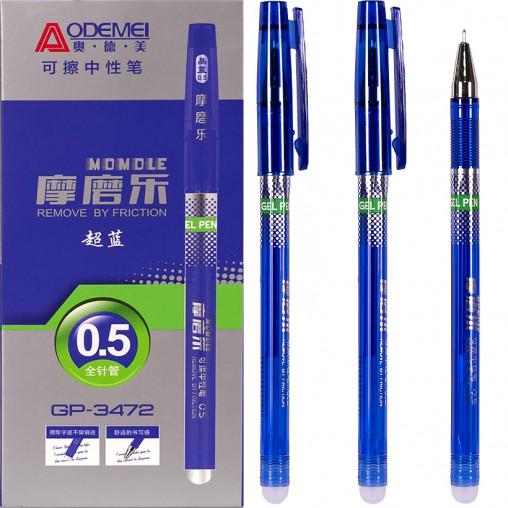 """Ручка """"пишет-стирает"""" 3472 синяя"""