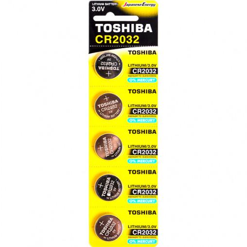 "Батарейка Toshiba ""таблетка"" CR 2032 588907/60152703"
